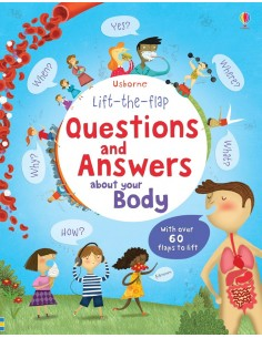 Lift-the-flap Q&A about...