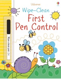 Wipe-Clean: First Pen Control