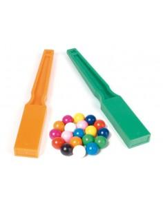Varitas y bolas magneticas