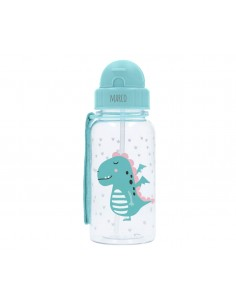 Botella Plastico Dragon 500 ml