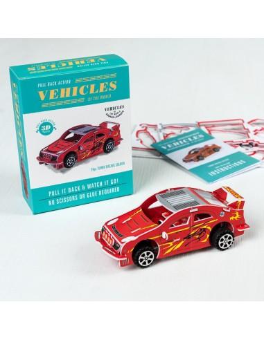 Kit Vehiculo Automatico Coche de...
