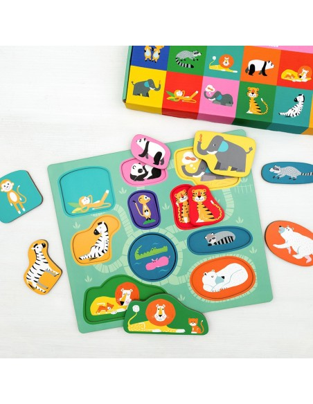 Little First Stickers: Zoo