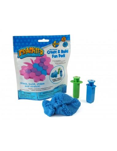 Mad Mattr Crea y Construye Azul