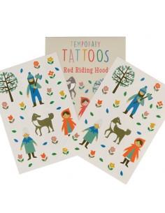 Pack Tatuajes Temporales...