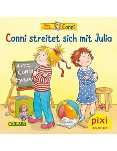 Conni streit sich mit Julia