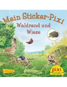 Mein Sticker-Pixi -...