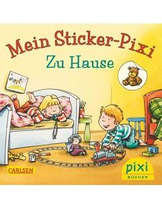 Mein Sticker-Pixi - Zu Hause