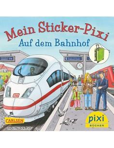 Mein Sticker-Pixi - Auf dem...