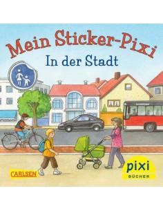 Mein Sticker-Pixi - In der...