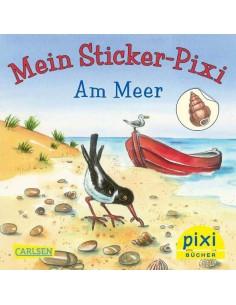 Mein Sticker-Pixi - Am Meer
