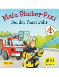 Mein Sticker-Pixi - Bei der...