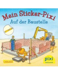 Mein Sticker-Pixi - Auf der...
