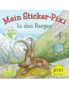Mein Sticker-Pixi - In den...
