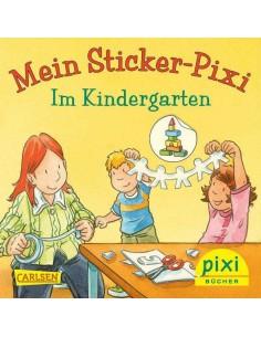 Mein Sticker-Pixi - Im...