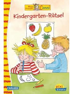 Conni - Kindergarten-Rätsel