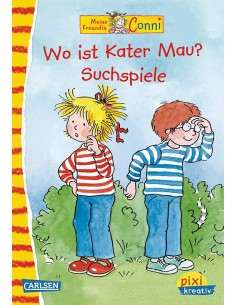 Conni - Wo is Kater Mau?...