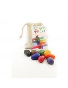 8 Crayon Rocks
