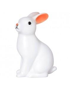 Luz Quitamiedos Conejo Blanco