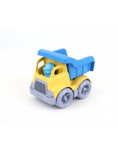 Camion Volquete Amarillo/Azul
