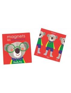 Magnético Expresiones