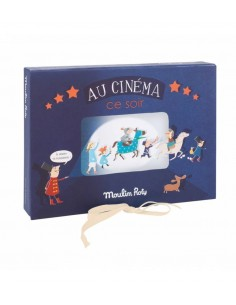 Caja de Cine Deluxe - Vamos...