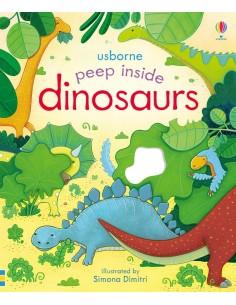 Peep Inside: Dinosaurs