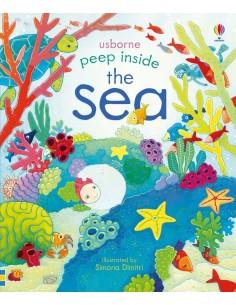 Peep Inside: The Sea