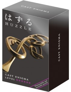 Puzzle Huzzle Cast Enigma