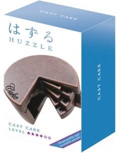 Puzzle Huzzle Cast Cake