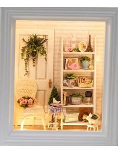 DIY Cuadro Zakka Room