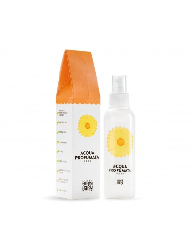 Agua Perfumada Bebes Ecologica 150 ml