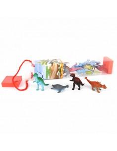 Tubo Animales Dinosaurios