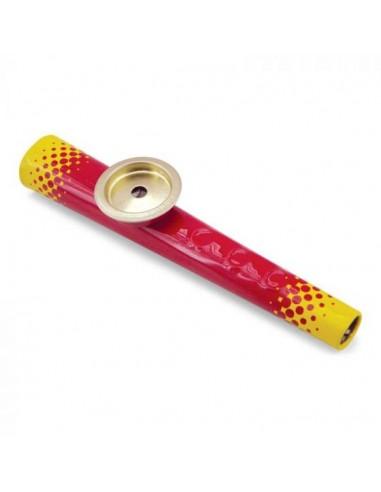 Kazoo de metal