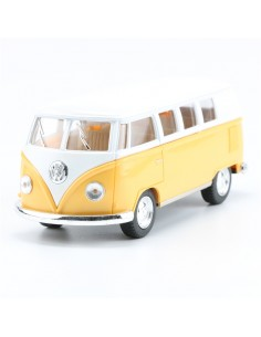 Mini Furgoneta VW Amarilla