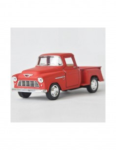 Chevy Pickup 1957 Roja