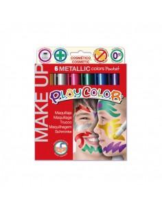 Pintura Facial 6 Colores