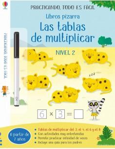 Libro Pizarra: Multiplicar...